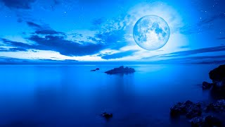 Good Night Sleep Music ★︎ Mind Body Sleep Meditation ★︎ fall asleep fast & Increase Deep Sleep