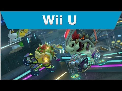 Wii U - Mario Kart 8 DLC Pack 2 Preview