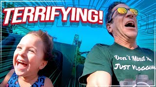 Legoland California Was OPEN And We Did ALL THE RIDES!!! [Viva Frei Travel Vlog]