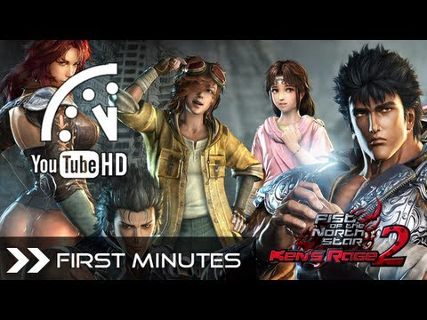 Fist of the North Star : Ken's Rage Playstation 3