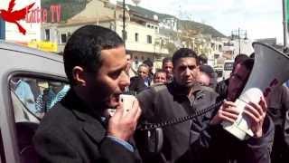 preview picture of video 'Barbacha-Intervention de Kamal Aissat Lors de la marche du 24/03/13 à Bgayet.'