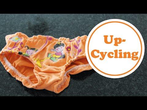 Slip nähen aus altem T-Shirt nicht nur für Kinder | Upcycling