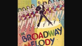 Charles King - Broadway Melody (1929)