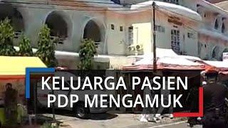 Pasien PDP Covid-19 di Makassar Meninggal, Keluarga Mengamuk di Rumah Sakit