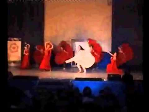 Amrapali -Leena Goel-Russia-O re piya 2009-Lyrical Bollywood dance (видео)