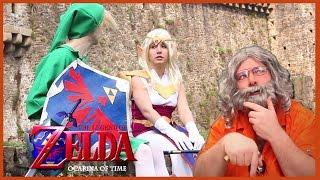 Papy Grenier - Zelda, l'enquête exclusive !