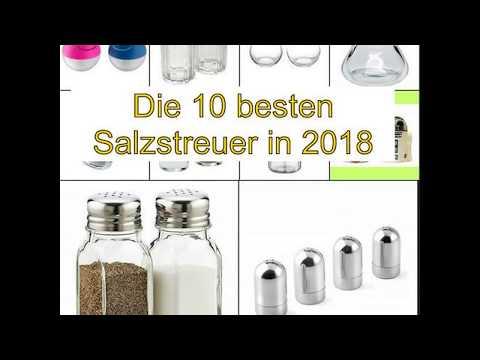Die 10 besten Salzstreuer in 2018