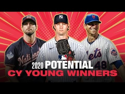 MLB Potential Cy Young Winners (The best pitchers in the game!)