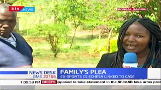 Latest on SGT. Kenei's death, slain officer from DP Ruto's office as family pleads for justice