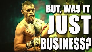 But, was it Just Business? - Multiple Topics