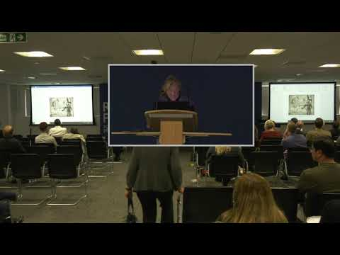 Neuropsychiatry Conference 2019: Personal experience of encephalopathy through art - Mr Andrew Hewkin