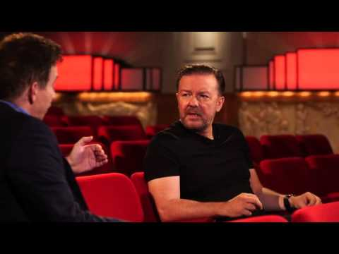 What does Ricky Gervais really think of the Golden Globes? - Interview