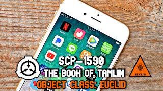 SCP-1590 The Book of Tamlin | Euclid class | portal / are we cool yet / game / spacetime scp