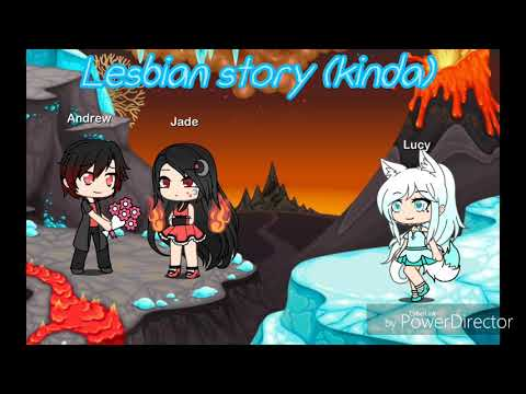Dark side | music video | lesbian story (kinda) | if you do Not get it read description :3