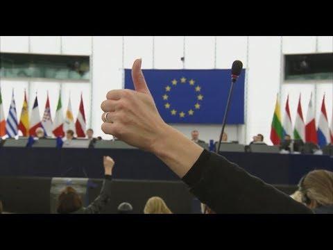 Μάιος 2019: Η Ευρώπη ψηφίζει
