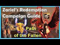Mod 19 New Campaign Completion Guide Path Of The Fallen
