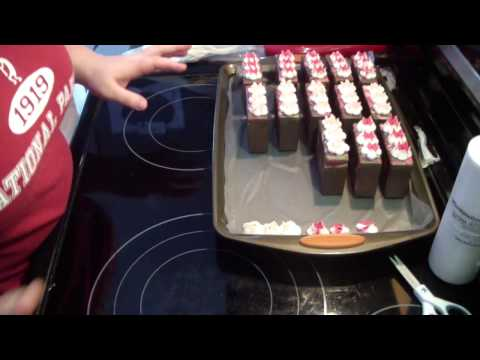 Soap Making with Russian Piping Tips Speed Version