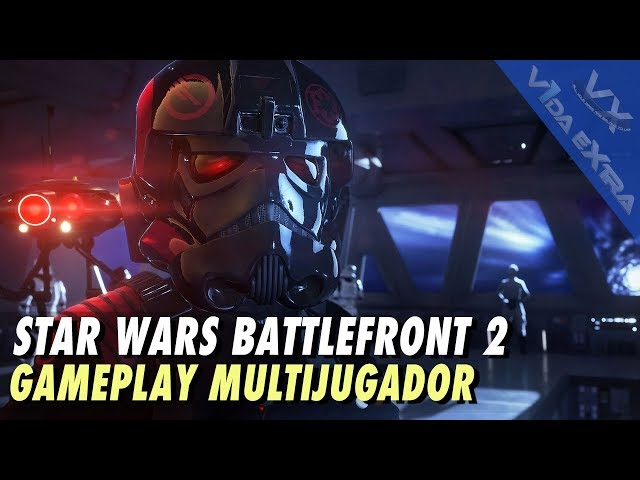 Star Wars Battlefront 2 en Xbox One X - 90 minutos de gameplay multijugador