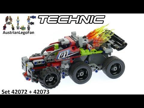 Vidéo LEGO Technic 42073 : Tout Flamme !