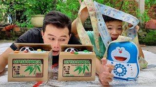 Trò Chơi Bé Pin Tiền Siêu Dài ❤ ChiChi ToysReview TV ❤ Đồ Chơi Trẻ Em Baby Doli Fun Song Bài Hát Vần