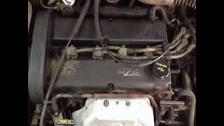 2000-2004 Ford Focus 2.0L Zetec Engine Misfires Runs Rough: Valve Cover Gasket Oil Leak Repair