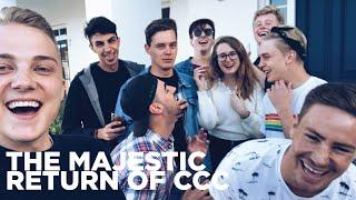 CCC CLUB | The Majestic Return of CCC