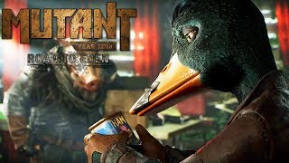 MUTANT YEAR ZERO: Road to Eden Ending (PC Max Settings 60FPS)