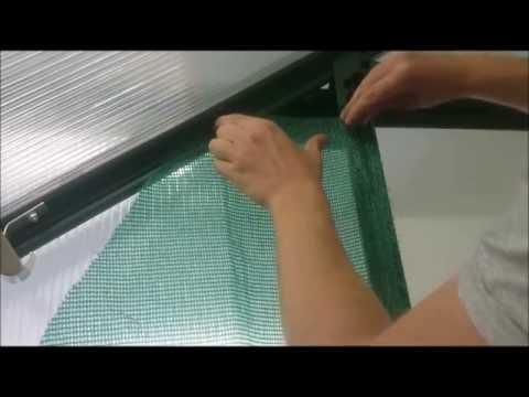 ᐅᐅ Gewachshaus Beschattung Sonnenschutz Tests Produkt