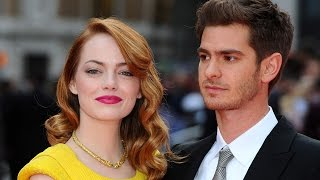 Andrew Garfield Says Hes <b>Emma Stone</b>s Biggest Fan Theres So Much Love Between Us
