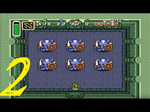 The Legend Of Zelda A Link To The Past Walkthrough 016
