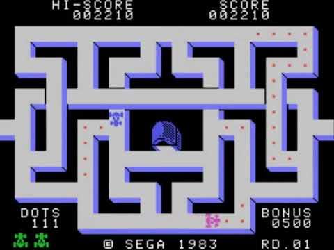 Pacar (Japan, Europe) Sega - SG-1000 INGAME