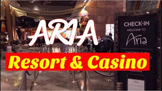 PINOY ABROAD INSIDE ARIA RESORT & CASINO / LAS VEGAS TRIP / VACATION / FEB. 2020