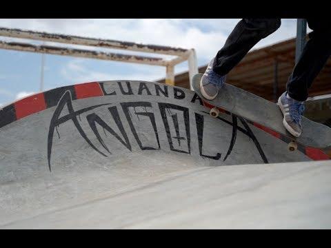 Luanda Skatepark | Angola