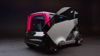 [TMS2017] Honda NeuV