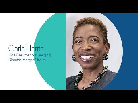 Tools for Maximizing Your Success | Carla Harris | Talent Connect 2018