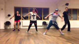 Fat Joe feat. Nelly GET IT POPPIN' Streetdance Training small group