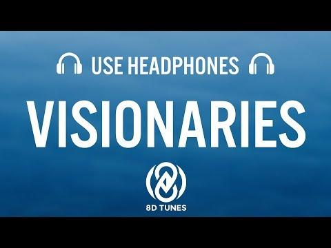 INZO - Visionaries (feat. Novet) (Lyrics/ 8D AUDIO)