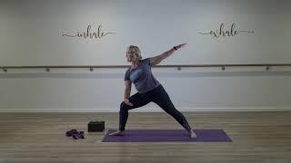 Vinyasa Yoga #4 With Phillippa; Finding Serenity