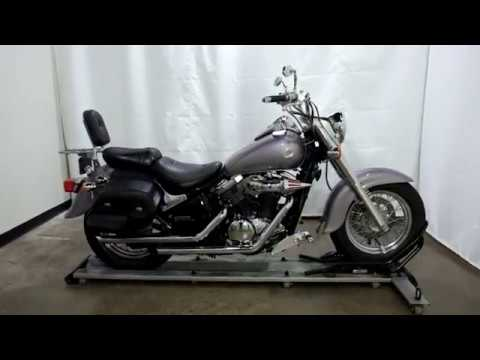 2004 Kawasaki Vulcan® 800 Classic in Eden Prairie, Minnesota - Video 1