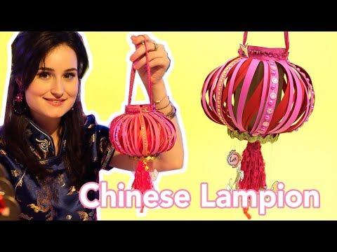 Chinese Lampion - DIY   Jill