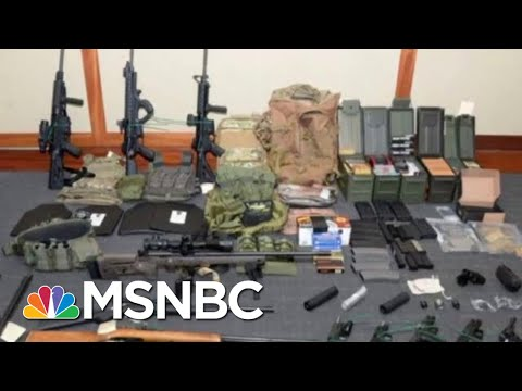 White Nationalist Recruitment 'Glorifies Getting Military People Involved' | MTP Daily | MSNBC