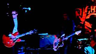 Johnny Marr & The Healers - European Me. Manchester's Night & Day Cafe 29th Sept 2011