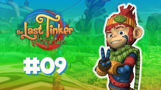 preview picture of video 'The Last Tinker: City of Colors - #9, breaking in!'