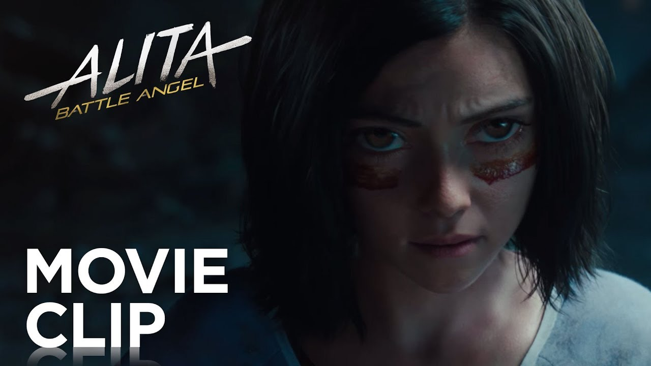 Trailer för Alita: Battle Angel