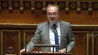 Intervention en discussion générale - Proposition de loi portant sur la désertification bancaire dan