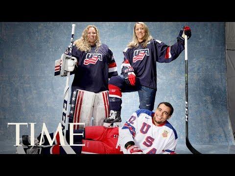 Meghan Duggan, Alex Rigsby & Jordan Greenway On Achieving Their Goals   Meet Team USA   TIME