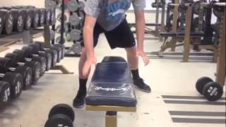 ND Perfect: Gym Stereotypes