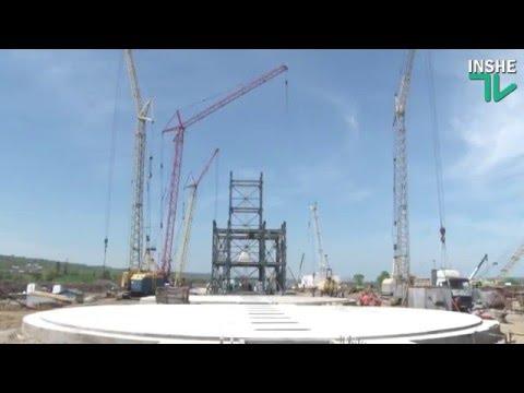 Будівництво термінала «НІБУЛОНу»: фундамент є!