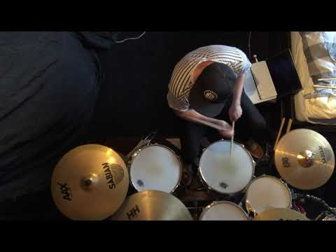 THE BLACK KEYS- LO-HI - DRUMCOVER BY PACO ARDON - Paco Ardon