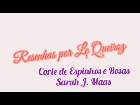 Resenhas por Le Queiroz: Corte de Espinhos e Rosas